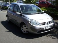 Used Renault Megane Scenic dynamique
