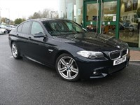 Used BMW 520d 5 Series M Sport 4dr