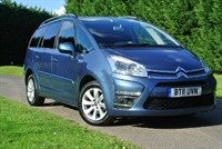 Used Citroen C4 Grand Picasso HDi VTR+ 5dr