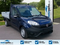 Used Fiat Doblo Cargo WORKUP DSL DROPSIDE
