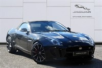 Used Jaguar F-Type Convertible Supercharged V