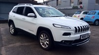 Used Jeep Cherokee Multijet 200 Limited 5dr