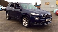 Used Jeep Cherokee CRD Limited 5dr (2WD)