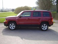 Used Jeep Compass 2.2 CRD Limited 5dr