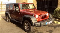 Used Jeep Wrangler CRD Sport Unlimited 4dr