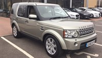Used Land Rover Discovery SDV6 XS 5dr Auto