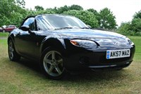 Used Mazda MX-5 1.8i 2dr