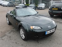 Used Mazda MX-5 1.8i (Option Pack) 2dr