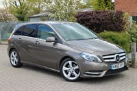 Used Mercedes B180 CDI B-Class BlueEFFICIENCY Sport
