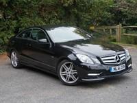 Used Mercedes E220 E-Class CDI BEFF Sport Edition 12