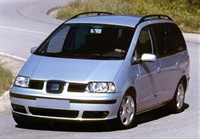 Used SEAT Alhambra S TD 5dr