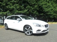 Used Volvo V60 D3 (163) R DESIGN 5dr