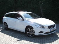 Used Volvo V60 D2 115hp R-Design Nav with S/N