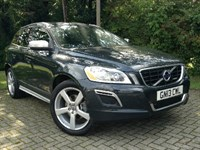 Used Volvo XC60 D5 (215) R Design Lux 5dr AWD