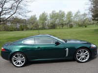 Used Jaguar XK Supercharged V8 2dr Auto