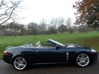 Used Jaguar XKR * 27000 miles Indigo Blue*