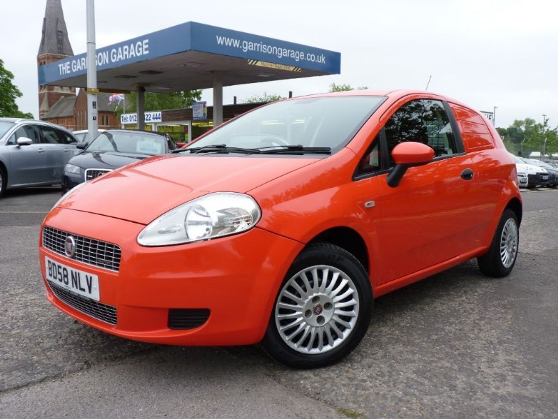 Used Red Fiat Grande Punto For Sale Hampshire
