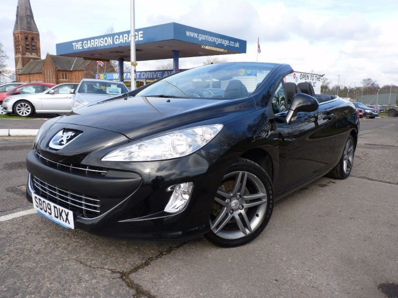 used black peugeot 308 for sale hampshire. Black Bedroom Furniture Sets. Home Design Ideas