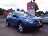 Used Nissan Qashqai Visia 5dr 2 Keys,Clean Example
