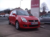 Used Suzuki Swift GLX 3dr Low Milage FSH