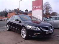 Used VW Passat CC GT TDI CR BlueMotion Tech 4dr [5 seat]