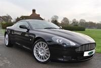 Used Aston Martin DB9 V12 Coupe - Full Aston History