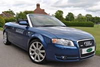 Used Audi A4 3.2 FSI S LINE Convertible