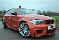 Used BMW 1 Series M - 1M Coupe 1 of 450 UK Cars