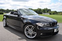 "Used BMW 118i M Sport Convertible - Full Leather / 18"" Alloys"