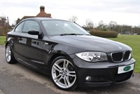 """Used BMW 120d M Sport Coupe - 18"""" Alloys / Full Leather"""