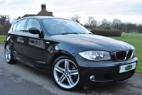 """Used BMW 120d M Sport Automatic - 18"""" Alloys / Full Leather"""