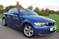 Used BMW 120i SE Convertible