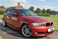 """Used BMW 123d M Sport Coupe - Full Leather / 18"""" Alloys"""