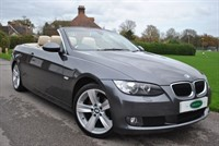 Used BMW 320i SE Convertible 2009 Model - Only 30.000 Miles