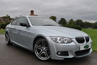 "Used BMW 325d 3.0d M Sport Plus Edition - 19"" Alloys / Sat Nav"