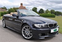 Used BMW 330 Ci M Sport Convertible 6 Speed Manual - (low Tax)