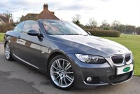 Used BMW 330d M Sport Convertible - Sat Nav / Paddle Shift
