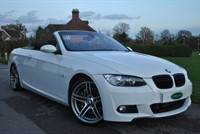 Used BMW 330d M Sport Convertible Paddle Shift