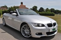 Used BMW 330i M Sport Convertible 6 Speed Manual / High Spec