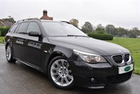 "Used BMW 535d M Sport ""BMW Individual"" Head up Disp / Glass Roof"