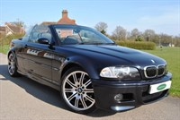 """Used BMW M3 Convertible SMG - 19"""" Alloys /Sat Nav"""