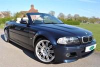"Used BMW M3 SMG Convertible "" BMW Individual "" - 19"" Alloys / Sat Nav"