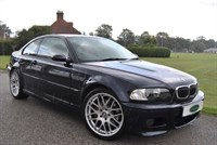 Used BMW M3 SMG Coupe - Glass Sunroof / Factory Navigation