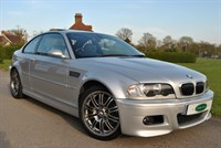 Used BMW M3 Coupe Manual - Sat Nav / Sunroof