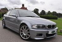"Used BMW M3 Coupe Manual 2005 Model - Sat Nav /19"" Alloys"