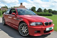 "Used BMW M3 Coupe 6 Speed Manual - 19"" Alloys / Sat Nav"