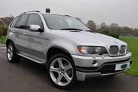 Used BMW X5 4.6 IS Sport