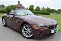 Used BMW Z4 2.2 SE Roadster 2005 Model - 1 Owner 55.000 Miles