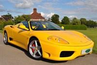Used Ferrari 360 F1 SPIDER