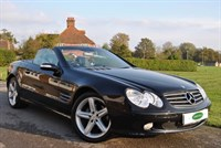 Used Mercedes SL350 - Panoramic Roof / Bose Hi Fi